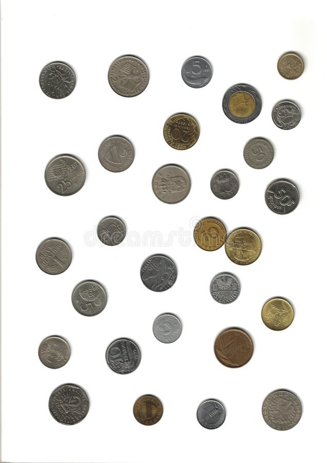 Download European currencies stock image. Image of closeup, currency - 7115723