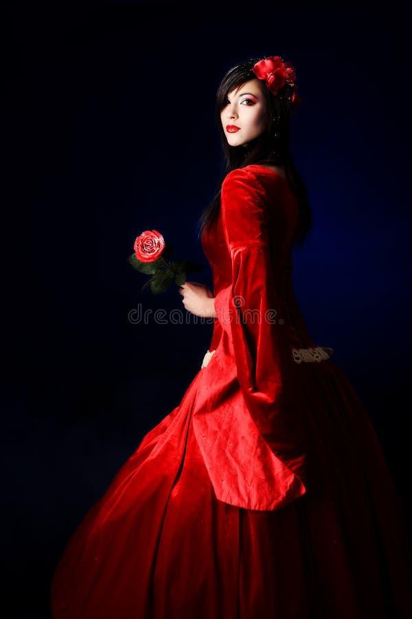 European fashion royalty free stock photography
