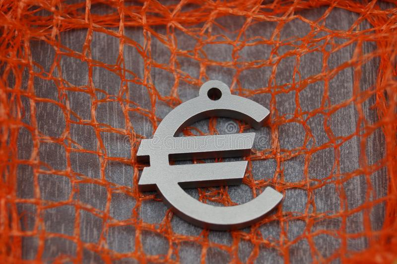 European fishing law. Quotes and laws for the professional fish catching in the european community stock image