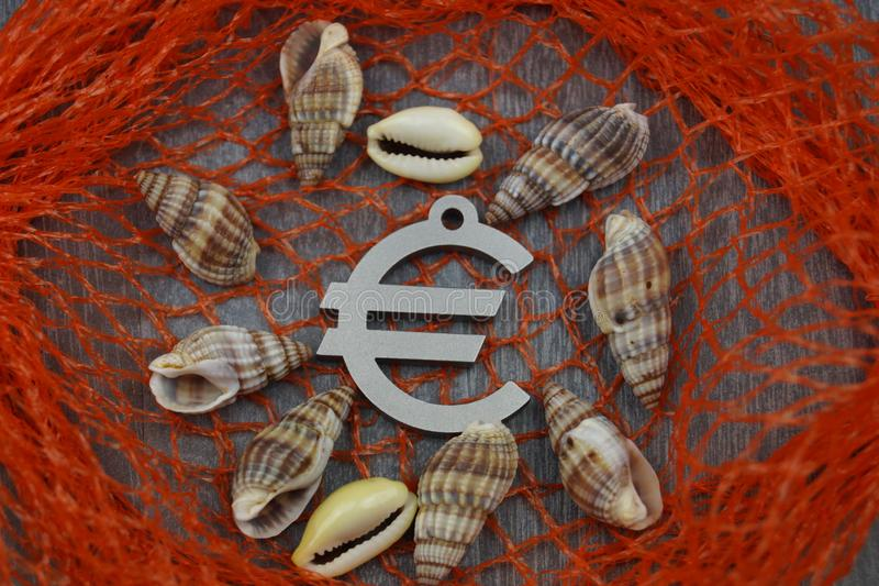 European fishing law. Quotes and laws for the professional fish catching in the european community stock photos
