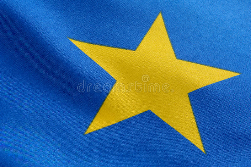 European Flag Royalty Free Stock Image