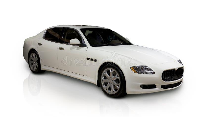 European Luxury Car stock photography