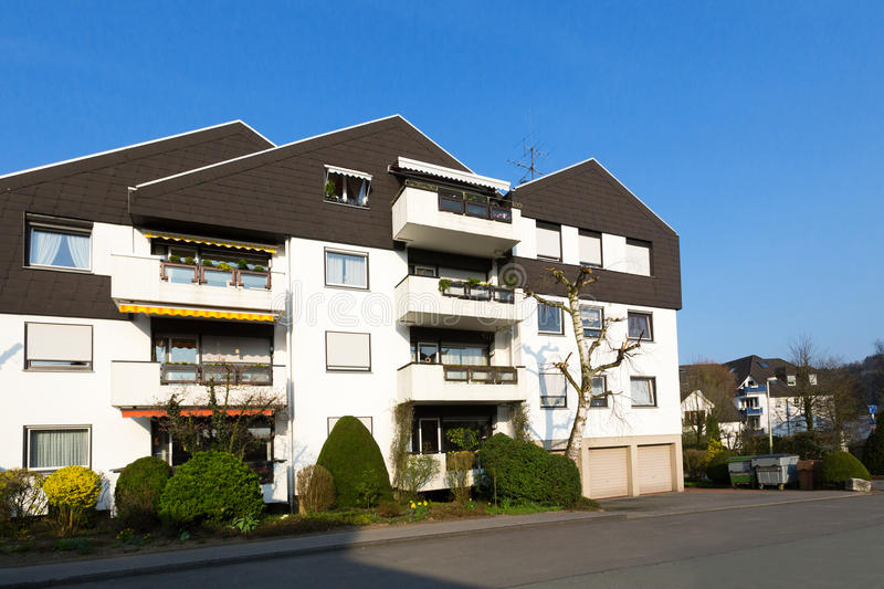 Download European Multiapartment House Stock Images - Image: 30875484