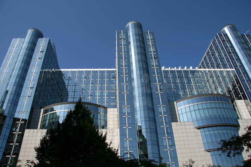 Download European Parliament - Brussels Stock Photo - Image: 13291366