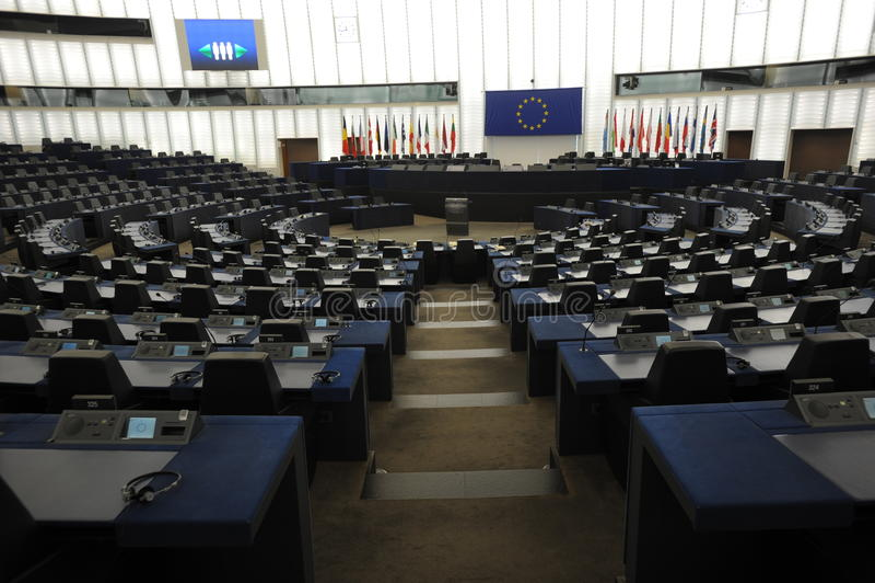 Download European Parliament Strasbourg Stock Photo - Image: 23591514