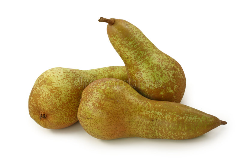 Download European Pear stock photo. Image of three, close, ripe - 7132650