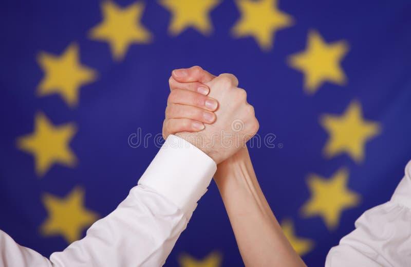 European power stock photo