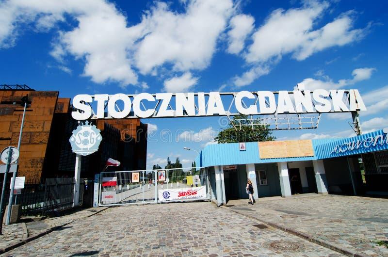 European Solidarity Centre, Gdansk stock photo