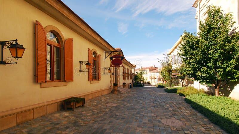 Download European street stock image. Image of european, landscape - 22734679