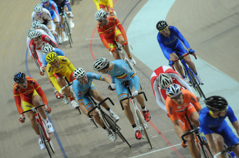 Download European Track Championships Editorial Stock Photo - Image: 16862488