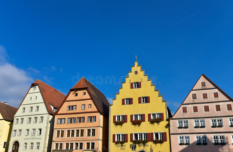 European traditional building royalty free stock photography