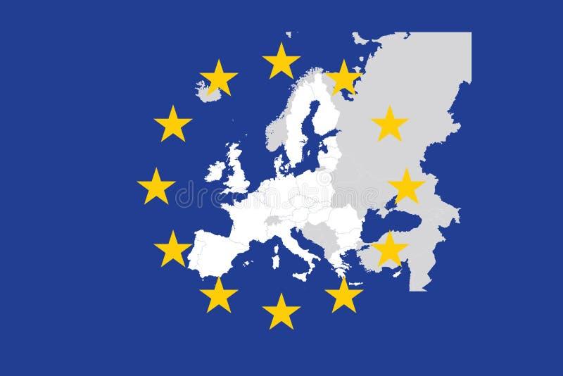 European Union. vector illustration
