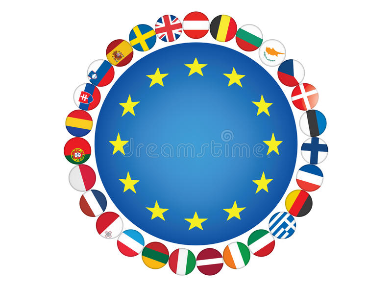 Download European Union Royalty Free Stock Photography - Image: 25647047