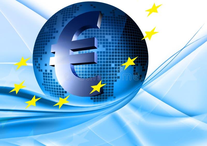 European union royalty free illustration