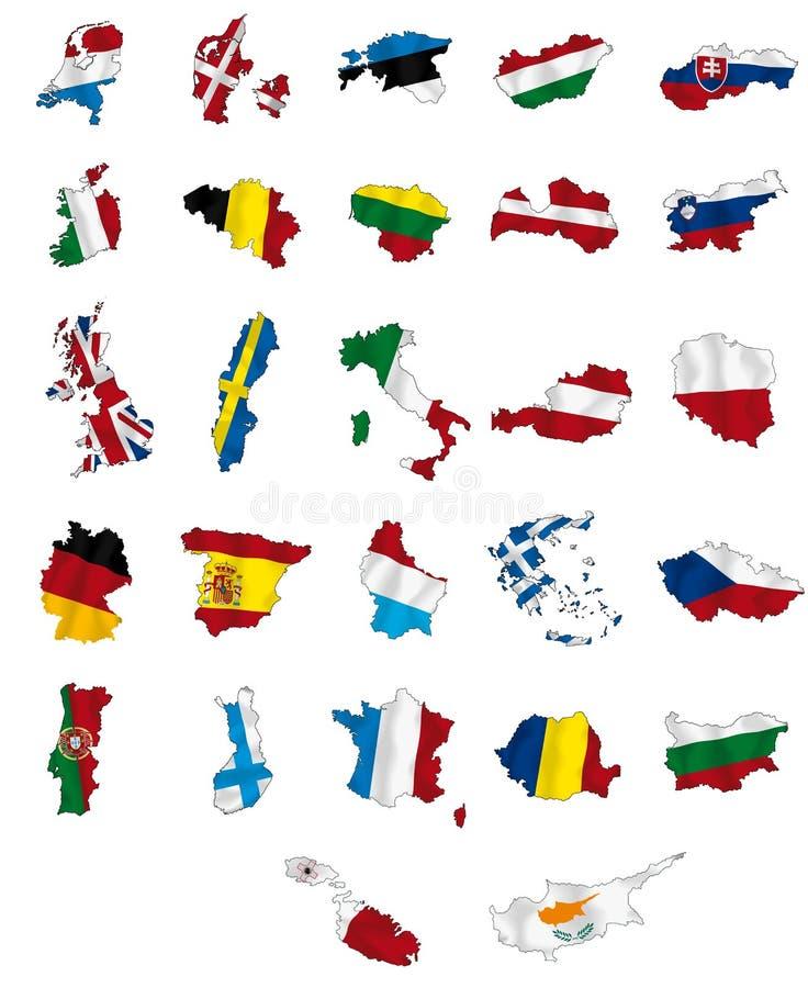 European Union vector illustration