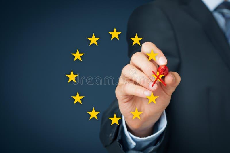 Download European Union Disintegration Stock Photo - Image of sceptical, depression: 113684374