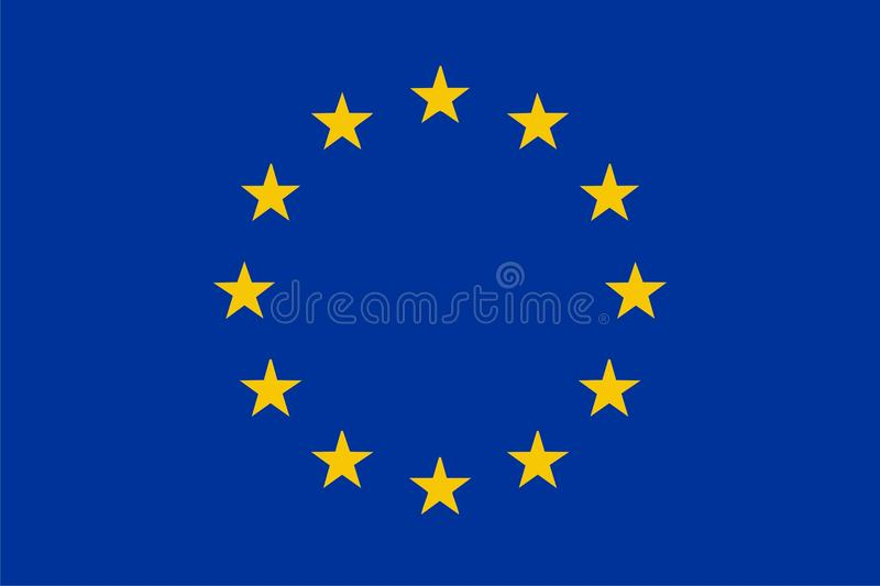 Download European Union Flag Stock Photography - Image: 11374312