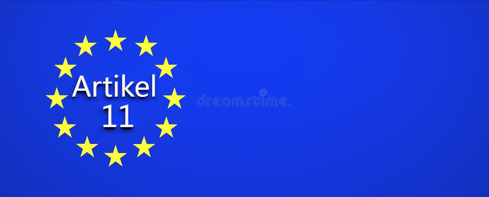 European union law decision - illustration. European union law decision in house of parliament - illustration stock illustration