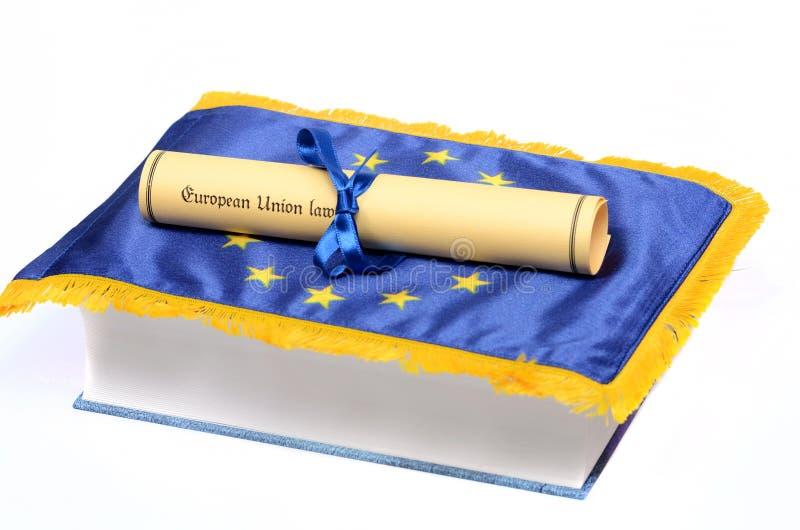 European Union Law Royalty Free Stock Image