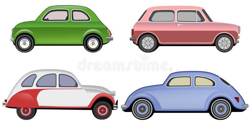 Europees Uitstekend Autoontwerp royalty-vrije stock afbeeldingen