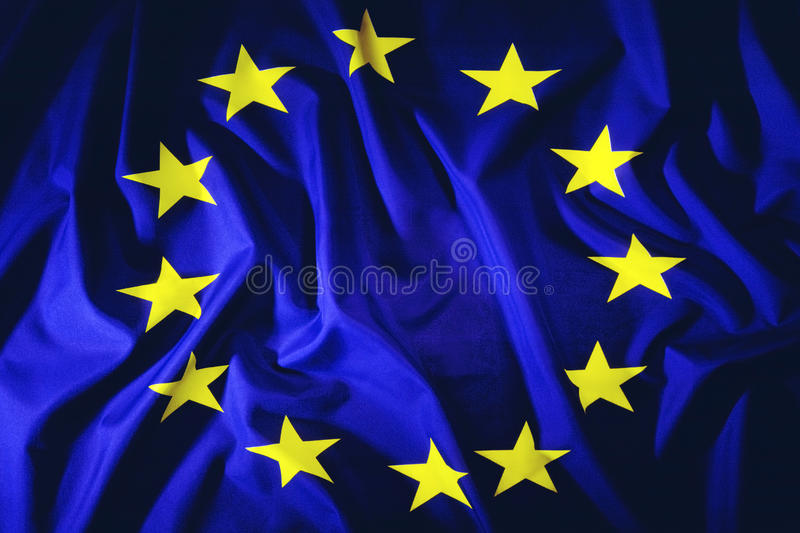 Europeiska union royaltyfri foto