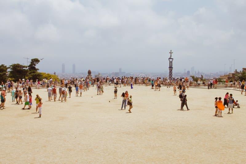 Europejscy miasta, Barcelona zdjęcia royalty free