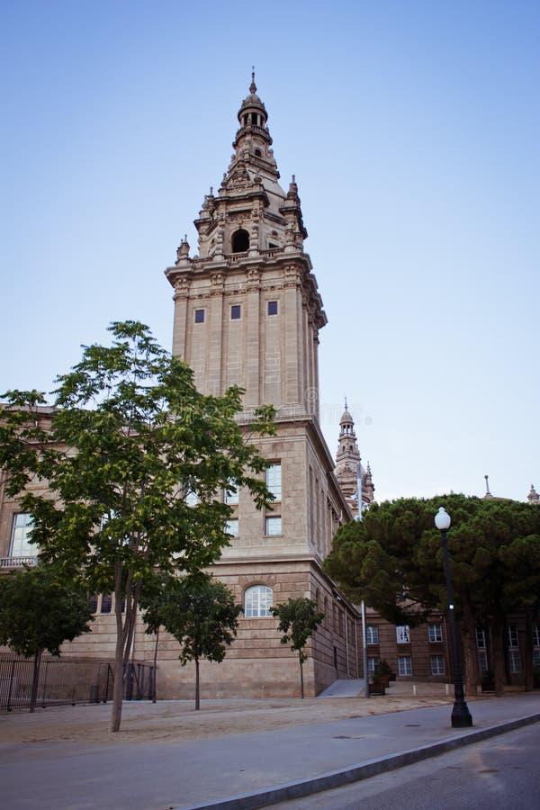 Europejscy miasta, Barcelona fotografia royalty free