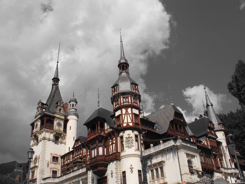 europejska wioska zdjęcia royalty free