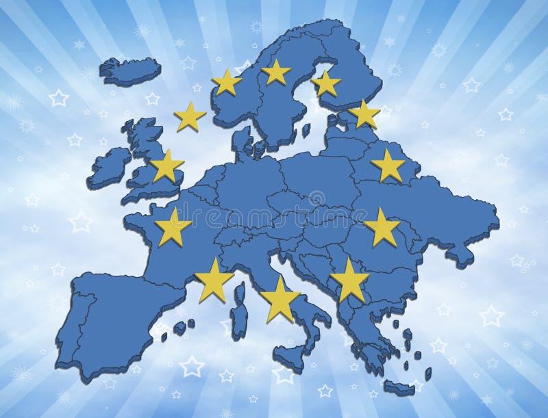 europejski zjednoczenie zdjęcie stock