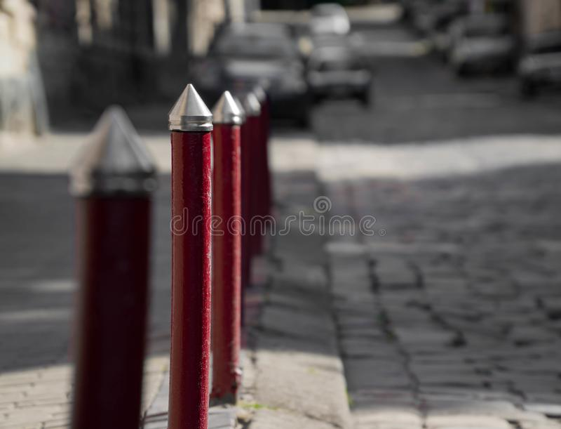 Europese Stads Vierkante nacht, architectuur, licht, straat, stad, oude stad, stedelijke mening, stock afbeeldingen