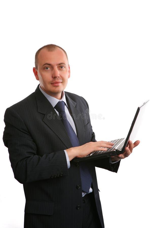 Download Europese zakenman stock foto. Afbeelding bestaande uit soort - 10776590