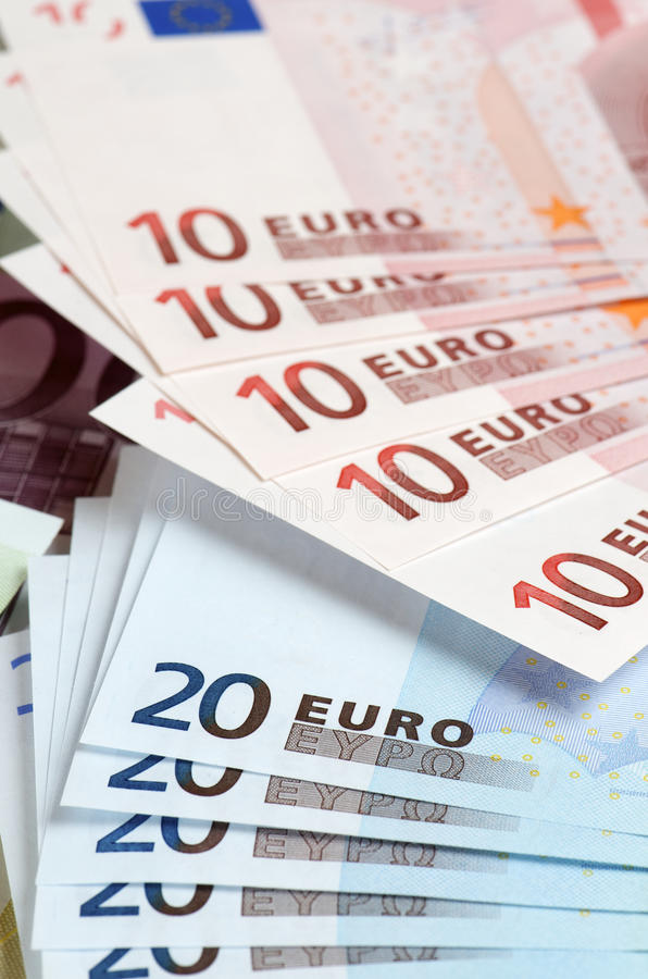 Download Euros stock image. Image of cash, expensive, euro, european - 20195125