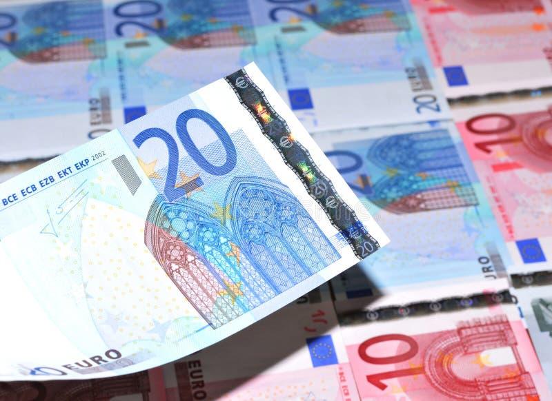 20 euros imágenes de archivo libres de regalías