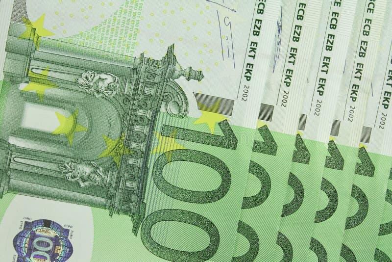 Euros fotos de archivo