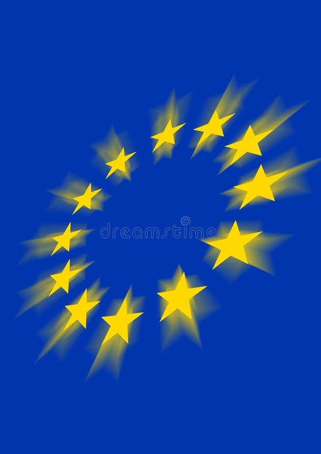 Download Eurostars иллюстрация штока. иллюстрации насчитывающей национальность - 650033