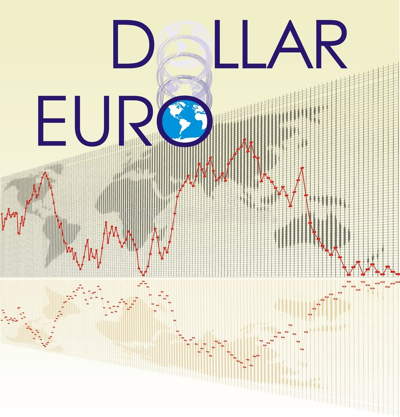 EuroWorld immagini stock