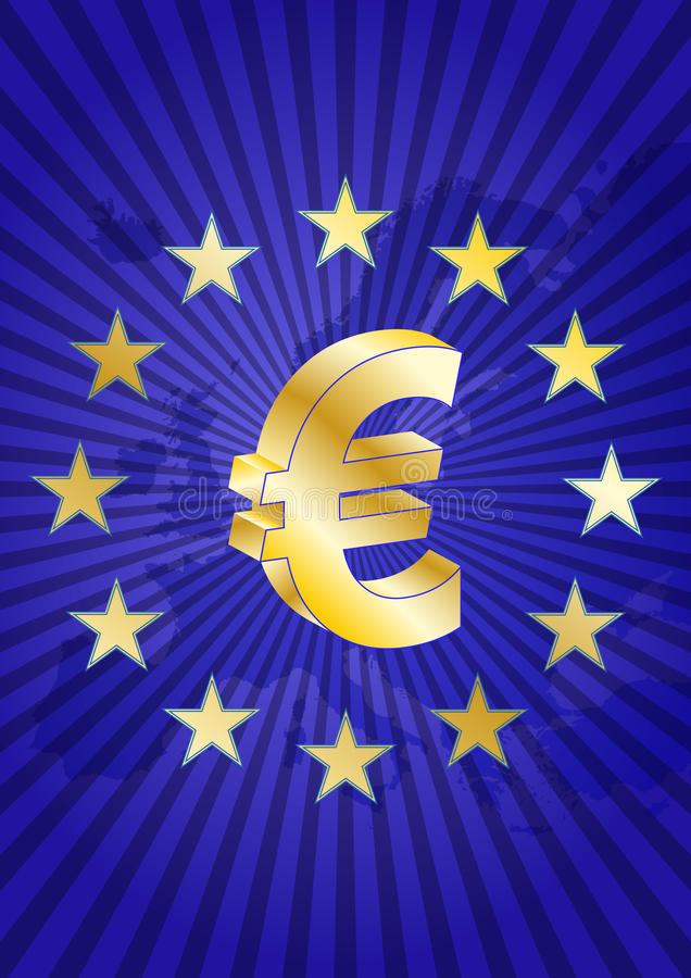 Eurozone Stockfotos
