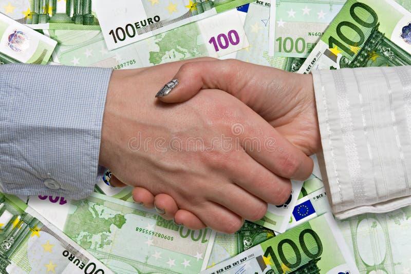 Eurozone Deal Concept Stock Photos