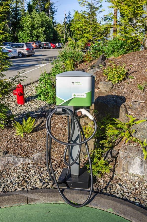EV充电器 免版税库存图片