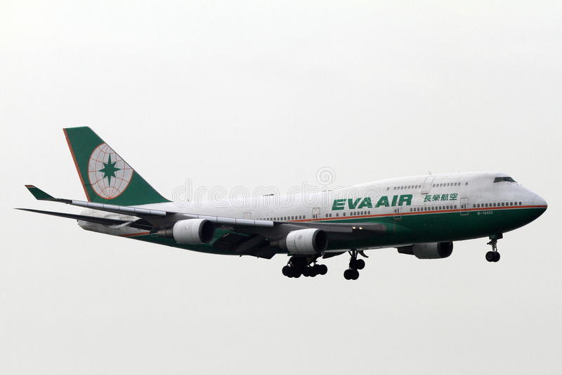 Eva Air Airlines images stock