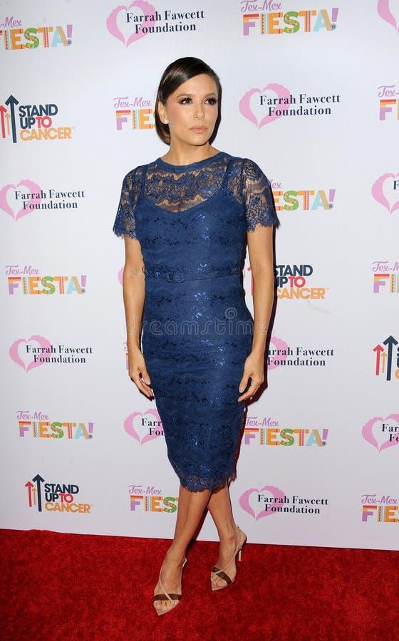 Eva Longoria. At the Farrah Fawcett Foundation`s Tex-Mex Fiesta held at the Wallis Annenberg Center in Beverly Hills, USA on September 6, 2017 stock images