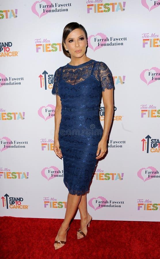 Eva Longoria. At the Farrah Fawcett Foundation`s Tex-Mex Fiesta held at the Wallis Annenberg Center in Beverly Hills, USA on September 6, 2019 stock photos