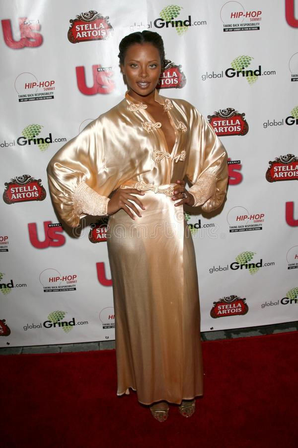 Download Eva Marcelle At The 'Celebration To Grammy Nominees' Post Grammy Party. Private Location, Beverly Hills, CA. 02-08-09 Editorial Image - Image: 23343075