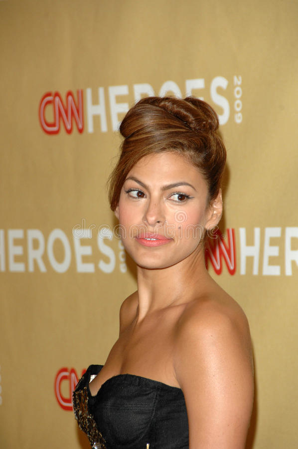 Download Eva Mendes,CNN Heroes Editorial Photography - Image: 24726027