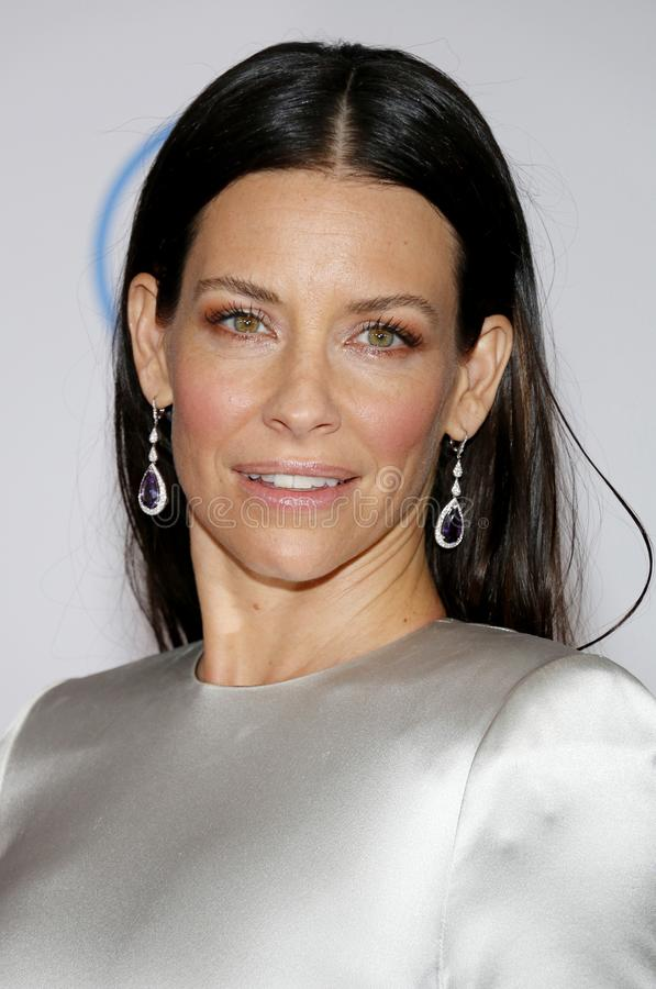 Free Evangeline Lilly Stock Image - 119851911