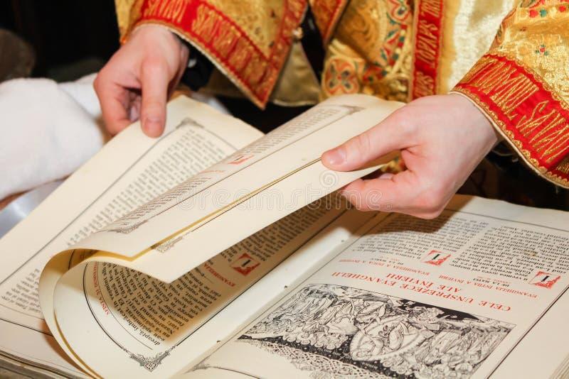 evangelium royaltyfri fotografi