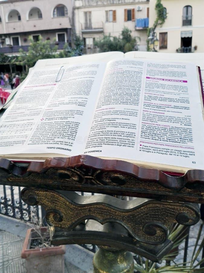 evangelium lizenzfreies stockfoto