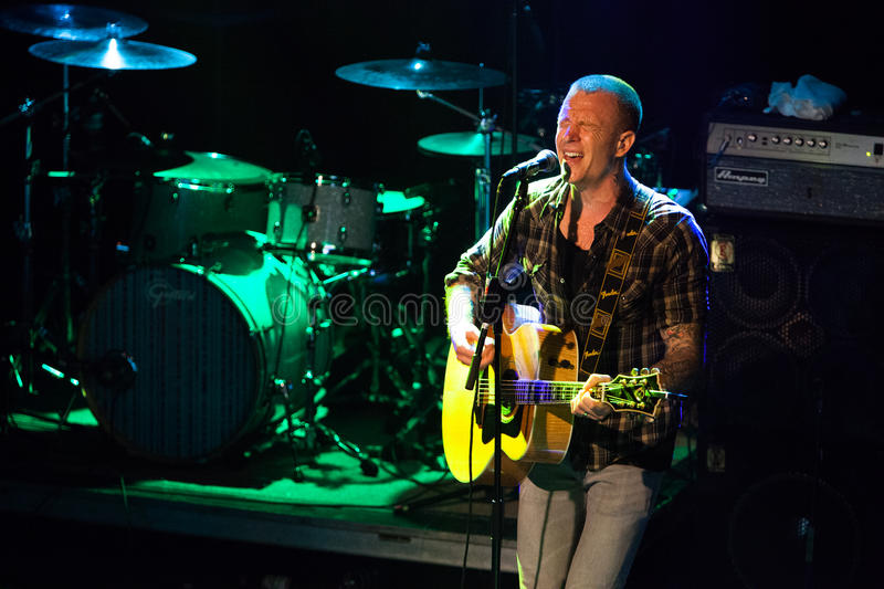 Eve 6 - Max Collins royalty free stock photos