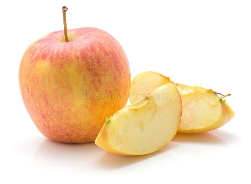 Evelina jabłko odizolowywający obrazy royalty free