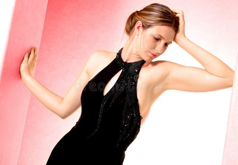 Evening Glamour stock image